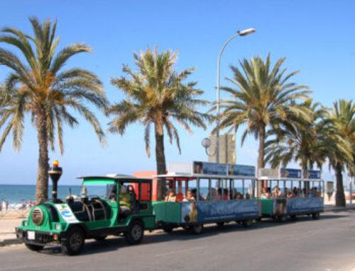 Tren turístico Cambrils